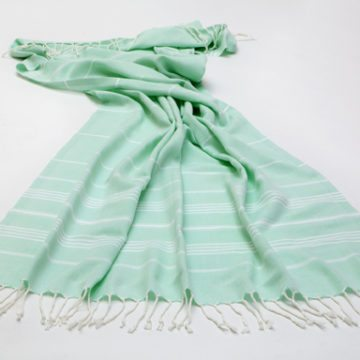 Super Soft Mint Towel