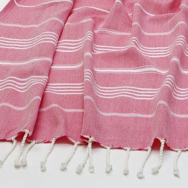 Super Soft Pink Towel