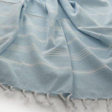 Super Soft Turquoise Towel