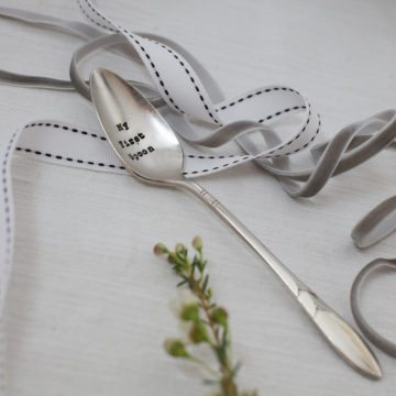 Teaspoon – 'My First Spoon'