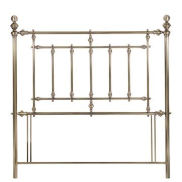 Antique Brass Imperial Headboard