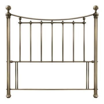 Antique Brass Isabelle Headboard
