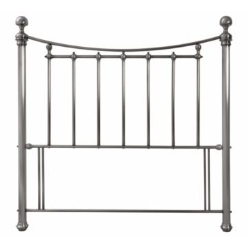 Antique Nickel Headboard