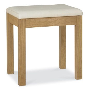 Atlanta Oak Stool