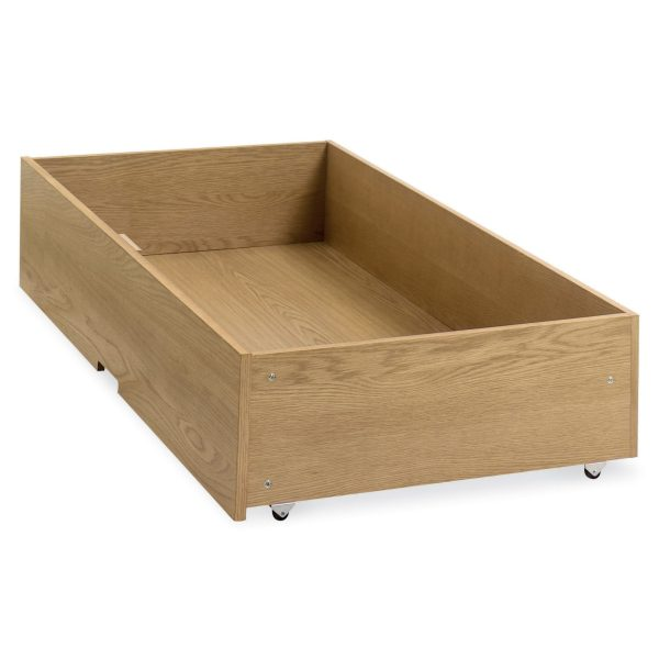 Atlanta Oak Underbed Drawer