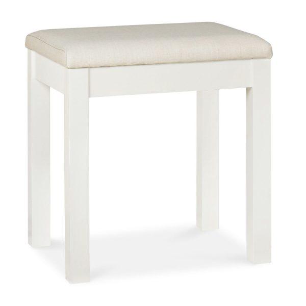 Atlanta Two Tone White Painted Furniture Oak Finish