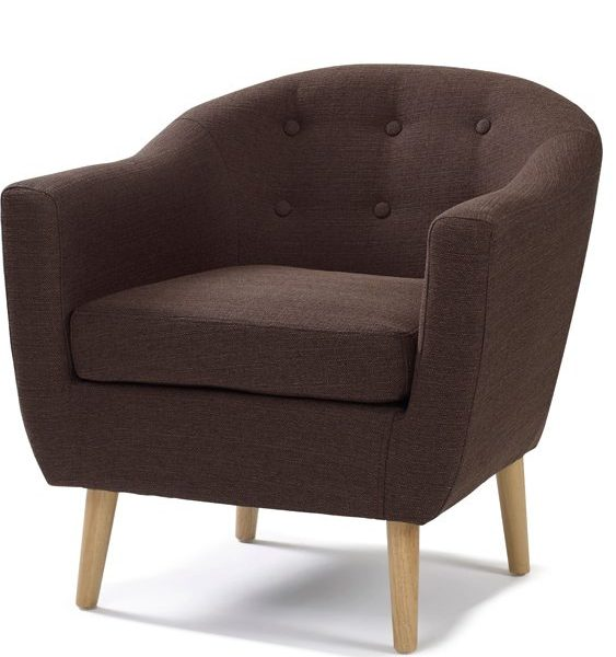 Tokyo Tub Chair Light Brown
