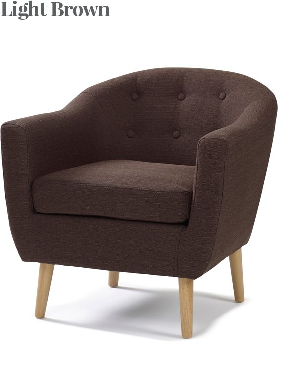 Tokyo Tub Chair | Dining & Bedroom Chairs