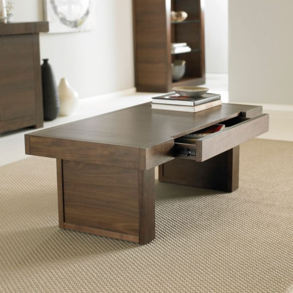 Akita Walnut Coffee Table