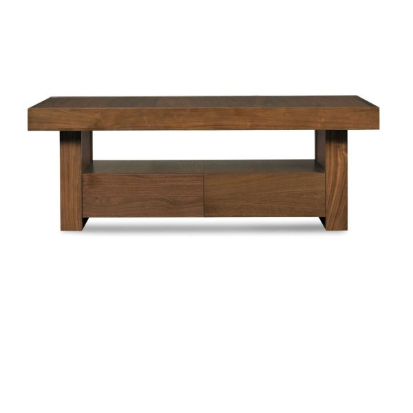 Akita Walnut Entertainment Unit