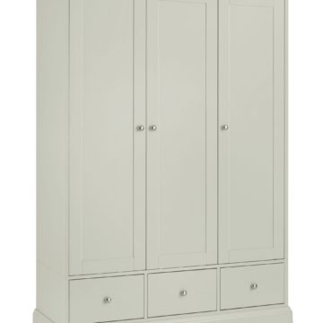 Ashby Cotton Triple Wardrobe