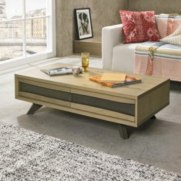 Cadell Coffee Table with Drawer