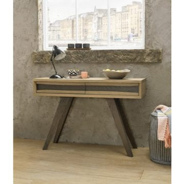 Cadell Console Table with Drawer