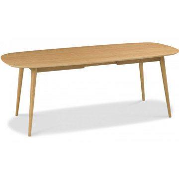 Oslo Oak 6-8 Extension Table