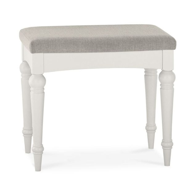 Montreux Soft Grey Stool