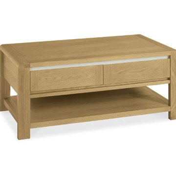 Casa Oak Coffee Table
