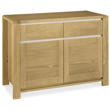 Casa Oak Narrow Sideboard