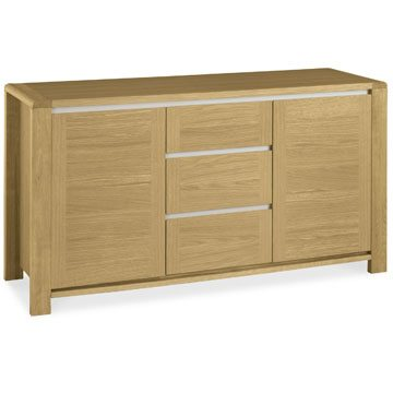 Casa Oak Wide Sideboard