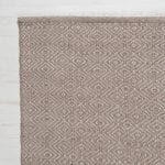 Dormouse Diamond Rug