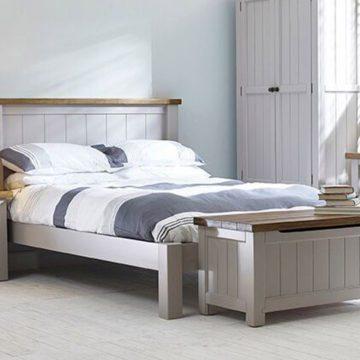 Gresford Grey 3ft Bed