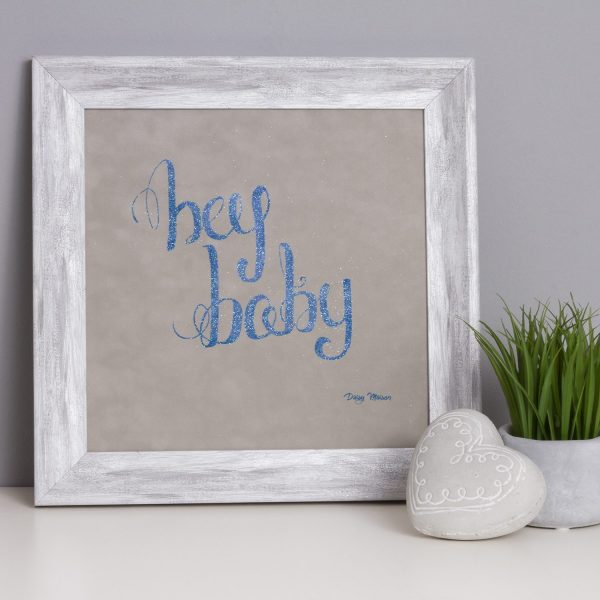 'Hey Baby' Metallic & Children's Collection