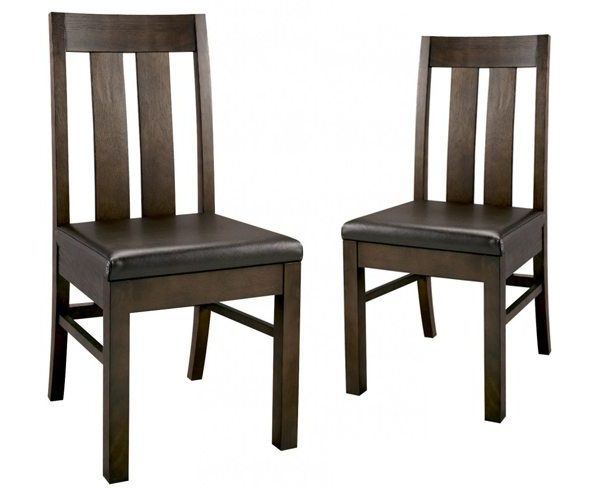Darkwood Chairs