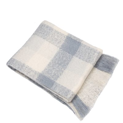 BUCKINGHAM THROW | BLUE