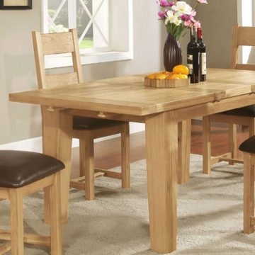 Provence Oak Dining Room