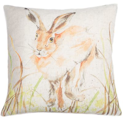 RABBIT CUSHION | ORANGE