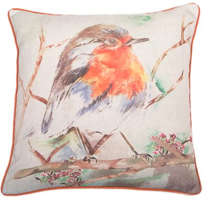 ROBIN CUSHION | RUST