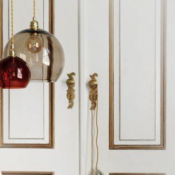 Rowan Pendant Lamp Colour Variations