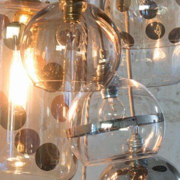 Rowan Pendant Lamp Dots