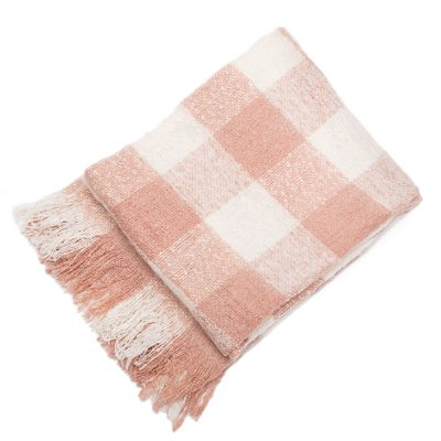 TYMON THROW | PINK