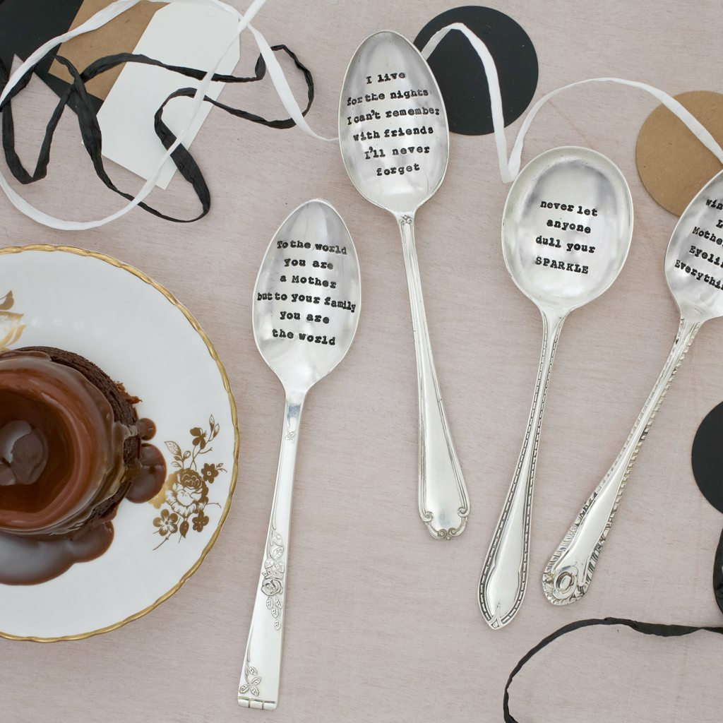 Dessert Spoon – 'Honestly I'm Just Winging It. Life, Motherhood, Eyeliner, Everything!'