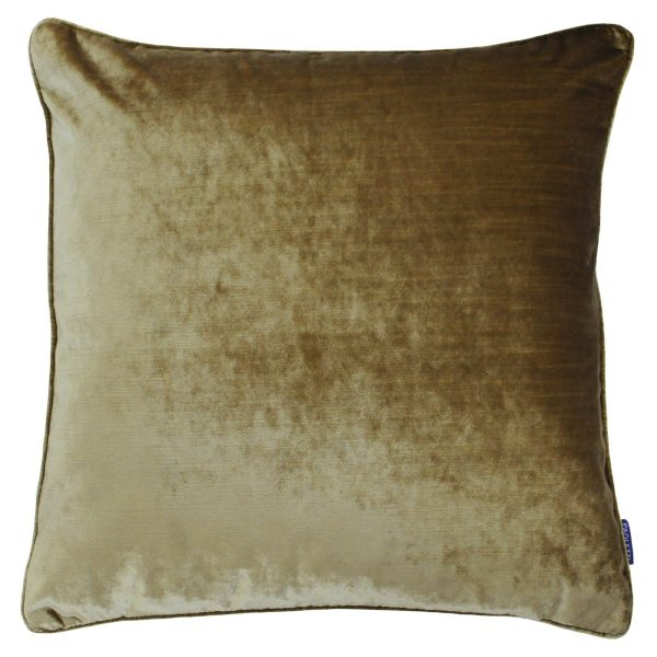 Luxe Velvet Gold Cushion