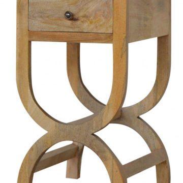 Mango Hill 1 Drawer Bedside Table