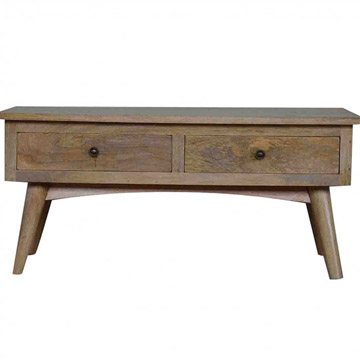 Mango Hill 2 Drawer Coffee Table