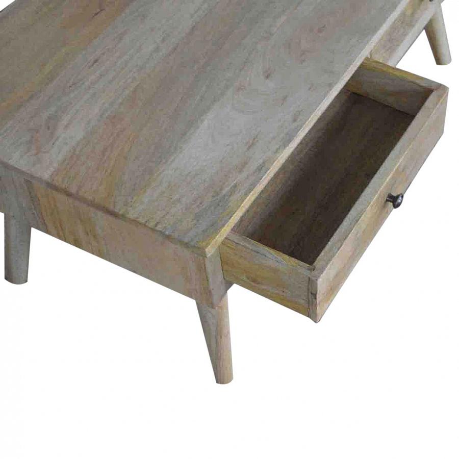Mango Hill 2 Drawer Coffee Table