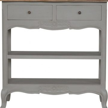 Mango Hill 2 Drawer Console Table