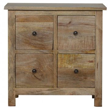 Mango Hill 4 Drawer CD Cabinet