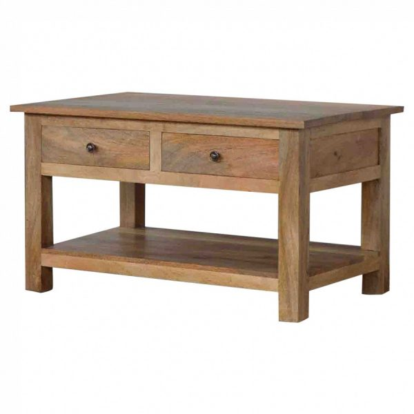 Mango Hill 4 Drawer Coffee Table