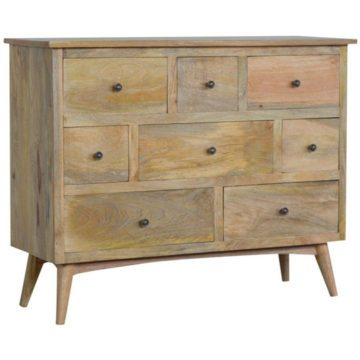 Mango Hill 8 Drawer Chest of Drawers