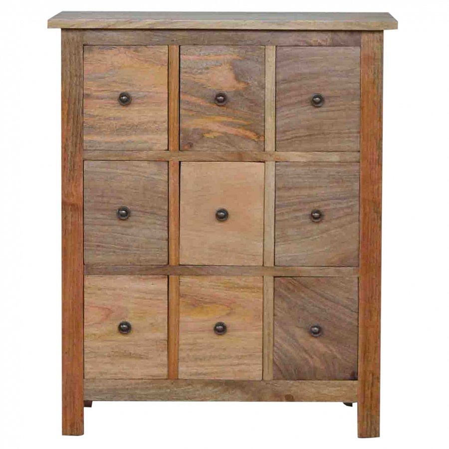Mango hill drawer chest of drawers the haven home