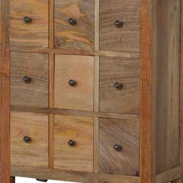 Mango Hill 9 Drawer Chest of Drawers