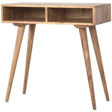 Mango Hill Open Shelf Writing Desk