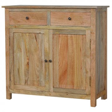 Mango Hill Sideboard with 2 Drawers and 2 Cabinets