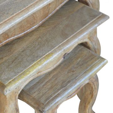 Mango Hill Stool Set of 3 Tables