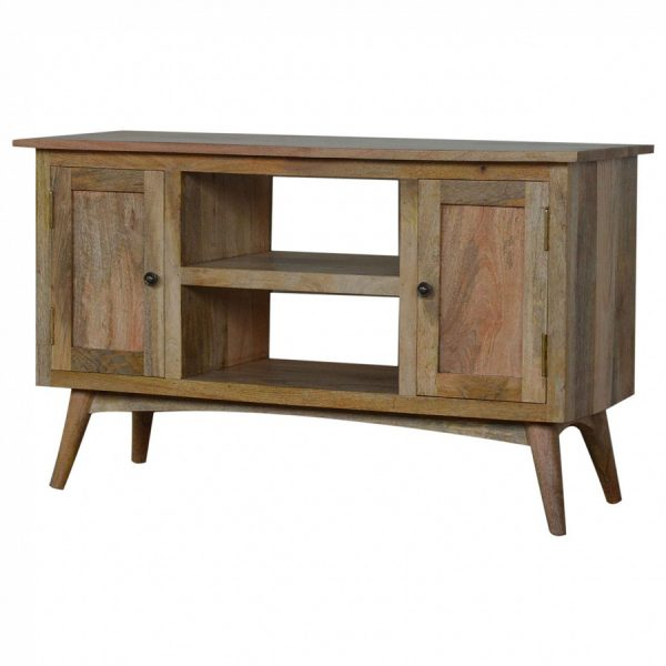 Mango Hill TV Stand with 2 Drawers