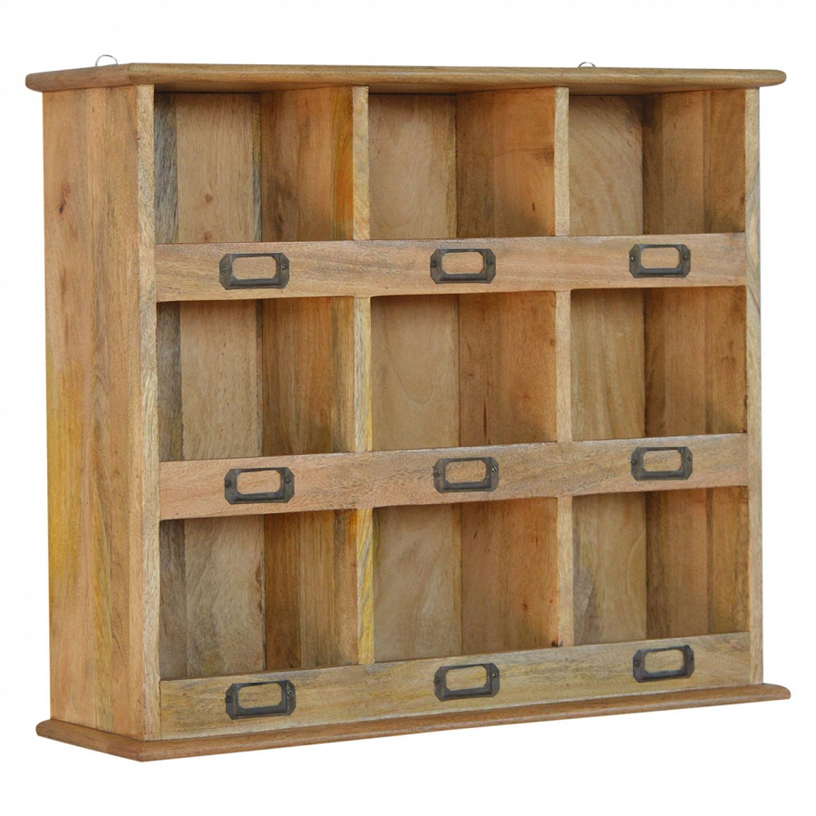 Mango Hill Wall Mounted Storage Unit The Haven Home