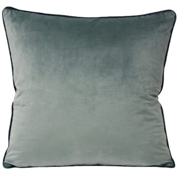 Meridian Mineral & Teal Cushion